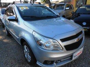 Super Oferta: Chevrolet Agile LTZ 1.4 8V (Flex) 2011/2011 4P Prata Flex