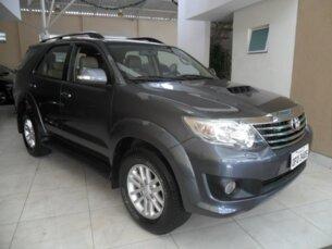 Super Oferta: Toyota Hilux SW4 SRV  3.0 4X4(7 Lugares) 2012/2012 4P Cinza Diesel