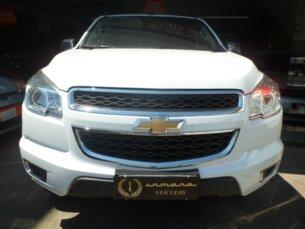 Super Oferta: Chevrolet S10 LTZ 2.4 flex (Cab Dupla) 4x2 2014/2014 4P Branco Flex