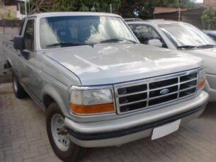 Super Oferta: Ford F1000 XL Turbo 4x2 4.3 (Cab Simples) 1998/1998 2P Cinza Diesel