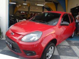 Super Oferta: Ford Ka 1.0 RoCam S 2012/2013 2P Vermelho Flex
