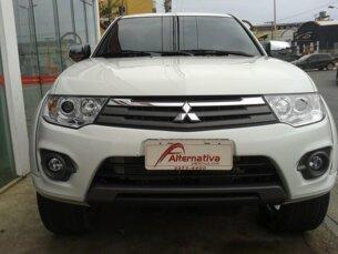 Super Oferta: Mitsubishi L200 Triton 3.2 DID-H HPE 4WD (Aut) 2013/2014 5P Branco Diesel