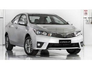 Super Oferta: Toyota Corolla Sedan 2.0 Dual VVT-I Flex Altis Multi-Drive S 2014/2015 4P Várias cores Flex