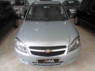 Super Oferta: Chevrolet Celta LS 1.0 (Flex) 4p 2012/2012 5P Prata Flex