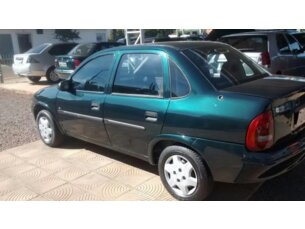 Super Oferta: Chevrolet Corsa Sedan GL 1.6 MPFi 1997/1997 4P Verde Gasolina