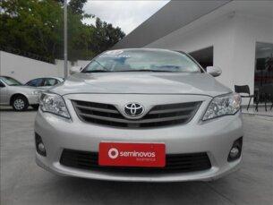Super Oferta: Toyota Corolla Sedan 2.0 Dual VVT-i XEI (aut)(flex) 2011/2012 4P Prata Flex