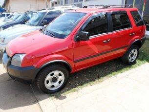 Super Oferta: Ford Ecosport XLS 1.6 (Flex) 2006/2007 5P Vermelho Flex