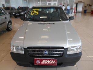 Super Oferta: Fiat Uno Mille Fire 1.0 2004/2005 2P Prata Gasolina
