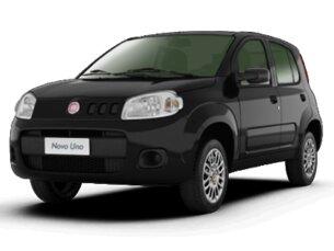 Super Oferta: Fiat Uno Vivace 1.0 8V (Flex) 2p 2014/2014 2P Preto Flex