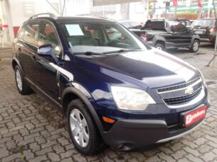 Super Oferta: Chevrolet Captiva Sport 3.6 V6 4x2 Azul
