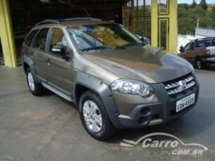 Super Oferta: Fiat Palio Weekend Adventure 1.8 16V E.TorQ 2011/2011 4P Marrom Flex