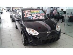 Super Oferta: Ford Fiesta Hatch 1.6 (Flex) 2011/2012 4P Preto Flex