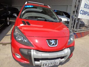 Super Oferta: Peugeot Hoggar Escapade 1.6 16V (flex) 2010/2011 2P Vermelho Flex