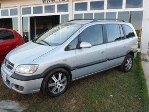 Super Oferta: Chevrolet Zafira Elegance 2.0 (Flex) 2011/2012 5P Prata Flex