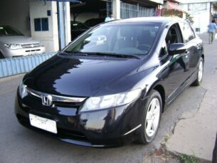 Super Oferta: Honda New Civic LXS 1.8 2007/2008 4P Preto Gasolina