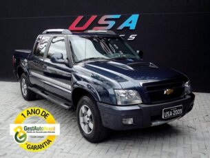 Super Oferta: Chevrolet S10 Executive 4x2 2.4 (Flex) (Cab Dupla) Azul