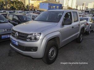 Super Oferta: Volkswagen Amarok 2.0 S 4x4 TDi (Cab dupla) 2012/2013 4P Prata Diesel