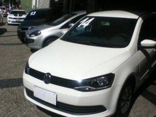 Super Oferta: Volkswagen Voyage 1.0 TEC (Flex) 2013/2014 4P Branco Flex