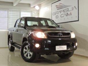 Super Oferta: Toyota Hilux SRV 4X4 3.0 (cab dupla) (aut) 2005/2006 4P Preto Diesel
