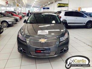 Super Oferta: Chevrolet Cruze LT 1.8 16V Ecotec (Flex) 2013/2013 4P Cinza Flex