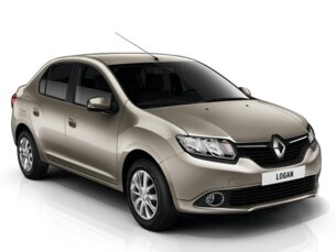 Super Oferta: Renault Logan Expression 1.6 8V 2014/2015 P  Flex