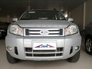 Super Oferta: Ford Ecosport XLT 1.6 (Flex) 2010/2011 P Prata Flex