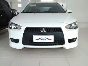 Super Oferta: Mitsubishi Lancer 2.0 16V CVT (aut) 2012/2013 P Branco Flex