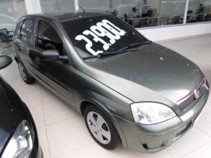 Super Oferta: Chevrolet Corsa Hatch Maxx 1.4 (Flex) 2010/2011 4P Cinza Flex