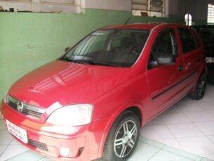 Super Oferta: Chevrolet Corsa Hatch Maxx 1.0 (Flex) 2008/2009 4P Vermelho Flex