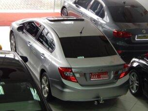 Super Oferta: Honda New Civic EXR 2.0 i-VTEC (Flex) (Aut) 2014/2014 4P Prata Flex