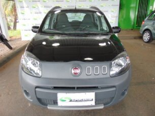 Super Oferta: Fiat Uno Way 1.0 8V (Flex) 4p 2010/2011 4P Preto Flex