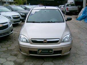 Super Oferta: Chevrolet Corsa Hatch Maxx 1.4 (Flex) 2011/2012 4P Bege Flex