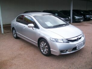 Super Oferta: Honda New Civic LXL 1.8 16V i-VTEC (aut) (flex) 2011/2011 4P Prata Flex