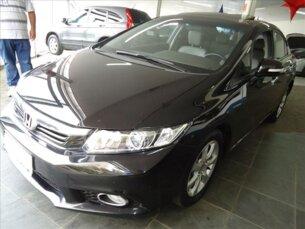 Super Oferta: Honda New Civic EXS 1.8 16V i-VTEC (aut) (flex) 2012/2012 4P Preto Flex