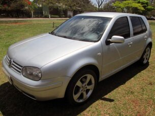 Super Oferta: Volkswagen Golf 2.0 MI 2002/2002 4P Prata Gasolina