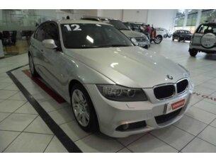 Super Oferta: BMW 318i (aut) 2011/2012 4P Prata Gasolina