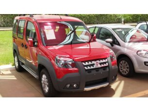 Super Oferta: Fiat Doblò Adventure 1.8 (Flex) 2014/2014 P  Flex