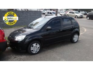 Super Oferta: Ford Fiesta Hatch 1.6 (Flex) 2006/2006 4P Preto Flex