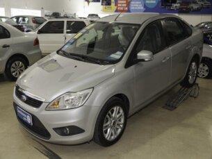 Super Oferta: Ford Focus Sedan GLX 2.0 16V (Flex) 2012/2013 4P Prata Flex