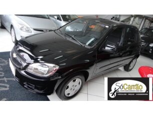 Super Oferta: Chevrolet Celta LT 1.0 (Flex) 2012/2012 4P Preto Flex
