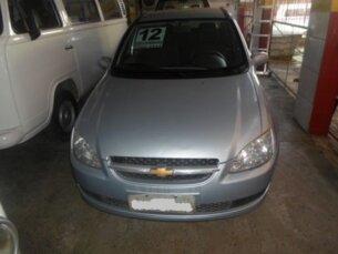 Super Oferta: Chevrolet Classic LS VHC E 1.0 (Flex) 2011/2012 4P Prata Flex