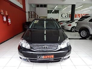 Super Oferta: Toyota Corolla Fielder 1.8 16V (aut) 2006/2007 4P Preto Gasolina