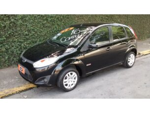 Super Oferta: Ford Fiesta Hatch 1.6 (Flex) 2012/2012 4P Preto Flex