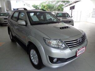 Super Oferta: Toyota Hilux SW4 SRV  3.0 4X4(7 Lugares) 2012/2012 5P Prata Diesel
