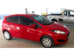 Super Oferta: Ford New Fiesta 1.5 S 2013/2014 4P Vermelho Flex
