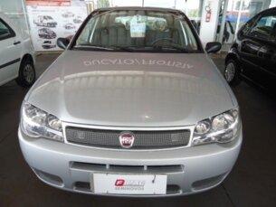 Super Oferta: Fiat Palio Fire Economy 1.0 8V (Flex) 4p 2009/2010 4P Prata Flex