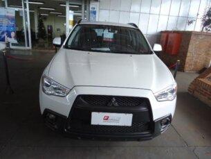 Super Oferta: Mitsubishi ASX 2.0 (Aut) 4x2 2011/2012 4P Branco Gasolina