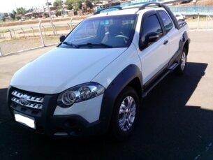 Super Oferta: Fiat Strada Adventure 1.8 16V (Flex) (Cab Dupla) 2012/2012 2P Branco Flex