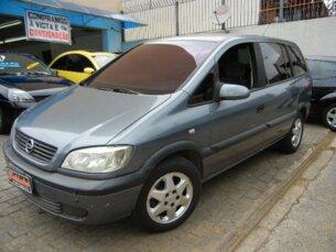 Super Oferta: Chevrolet Zafira 2.0 16V 2001/2001 4P Cinza Gasolina