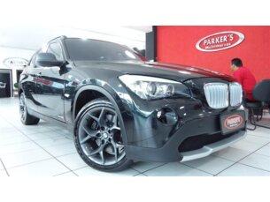 Super Oferta: BMW X1 xDrive28i 3.0 24V 2010/2010 4P Preto Gasolina
